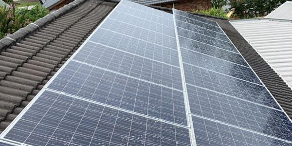 Solar Panel Cleaning Ulladulla 02